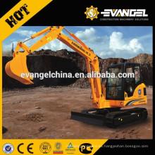 Excavadoras de orugas LG6220D de Lonking