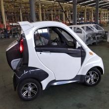 Elektroauto mit langlebiger Batterie