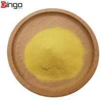 Polvo de mango liofilizado