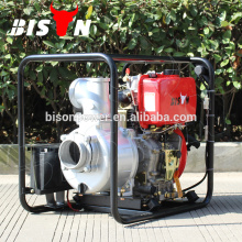 BISON China Taizhou BSDWP40 Niederdruck 4 Zoll 10hp Diesel Wasserpumpe