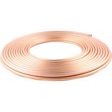 Tubo de bobina de cobre para aire acondicionado para instalación de HVAC