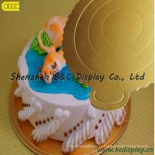 Здоровья и картона качества еды для мини тарелка для торта с SGS (B и C-K047)