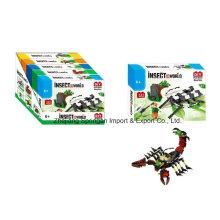 Brinquedo do bloco de edifício do boutique para DIY Insect World-Beetles