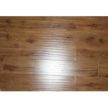 Kundengebundene Materialien 800g / cm3 der hohen Dichte, AC2, AC3, AC4, V-Goove, gemalt, Hand geschabter Laminat-Bodenbelag 8mm