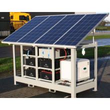 netzunabhängige 2 kW Solaranlage