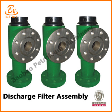 F1600 Discharge Strainer Assembly