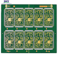 Multilayer Blind Burried Vias HDI PCB Enig Manufacturing