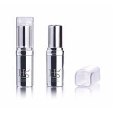 Popular Design Product Silver Unqiue Lipstick Tube Transparent Top Lipstick Tube Custom Logo