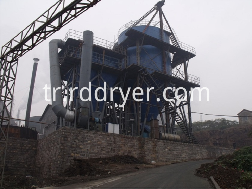 High Speed Centrifugal Spray Drying Machinery
