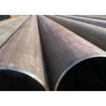 diámetro 76,1 mm p265tr1 25crmo suave pipa de acero inconsútil