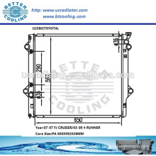Radiator For Supra Toyota 07-07 FJ CRUISER/03-06 4 RUNNER OEM:1640031350/31351/31461