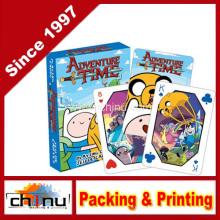 Cartoon Network Adventure Time Baralho Oficial Deck Selado Novo Licenciado (430078)
