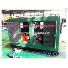 Énergie verte 20kva-1000kva basse consommation et installation sur place Générateur de biogaz