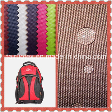 PU Coated Polyester Oxford with Waterproof for Bags of Fabric