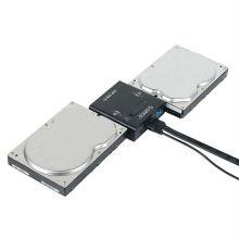 ORICO HDD Duplicateur Adaptateur SATA portable; Duplicateur de disque dur 2,5 '' et 3,5 ''; adaptateur clone sata hdd