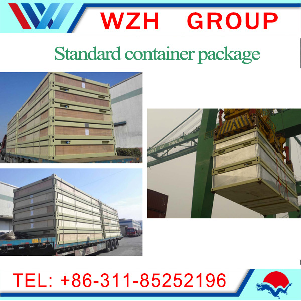 container dormitory package