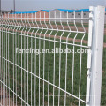 Low Cost 3D Curved Wire Mesh Fence