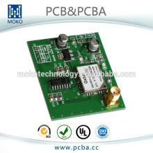 Tablero de control PCBA personalizado para sistema de posicionamiento interior