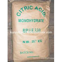 Monohydrate d'acide citrique à haute qualité