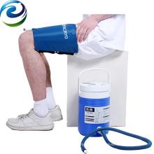 Prevenga la inflamación Uso en el hogar Máquina de la terapia fría para el muslo