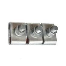Silver Jbtl-Q Type Welding Parallel Groove Clamps
