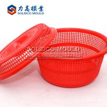 Manufacture Customized Wash Kitchen Fruit Mould Basket Molds