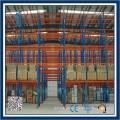 Unidade de clad no rack de logística