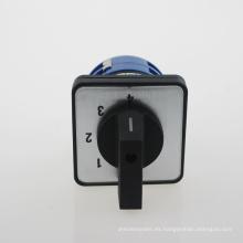 Lw28-32A (0-1-2-3-4) Interruptor de cambio de interruptor de leva giratorio de fase 5A 440V 5