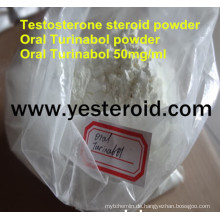 Oral Turinabol / 4-Chlorodehydromethyltestosteron Muskelaufbau