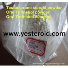 Edifício oral do crescimento do músculo de Turinabol / 4-Chlorodehydromethyltestosterone