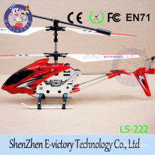 Mini 3.5-Channel Infrared Remote Control RC Helicopter with Built-in Gyroscope