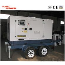 Trailer & Mobile Generator (10kVA ~ 500kVA) (HF40T2)