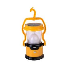 Lanterne de camping solaire multifonction avec chargeur USB