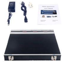 High Power GSM Long Distance Repeater, 900 1800 2100 2g/3G/4G Mobile Phone Signal Booster/Repeater