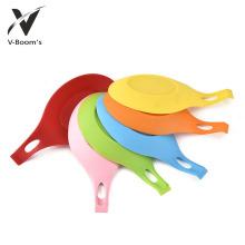 Resto de cuchara de silicona para utensilios de cocina Gadgets
