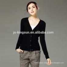 Factory Price Best Quality Women 100% Merino Wool Sweater pullover