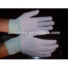 ESD PU Palm Fit Inspection Glove/Antistatic Glove ZMR503
