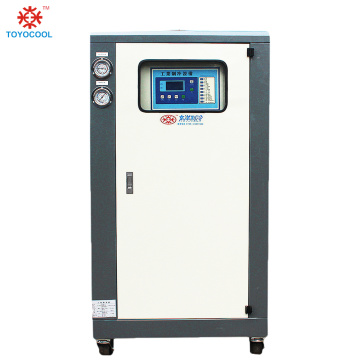 Rubber and plastic machinery air cooled chiller