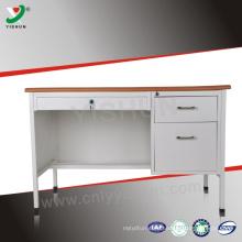,office furniture front desk, steel computer desk table