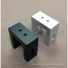 Pièces d'usinage de précision en aluminium