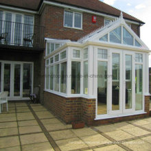 Aluminum Villa Building Sunroom with Hollow Toughened Glass (FT-S)