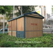 Casa de WPC de nueva generación amigable al medio ambiente