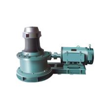 Electric anchor mooring capstan