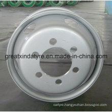 Truck Steel Wheel Hub, 19.5X7.50, 19.5X8.25, Truck Wheel