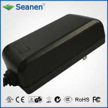 50watt/50W Power Adapter with Us Pin for Mobile Device, Set-Top-Box, Printer, ADSL, Audio & Video or Household Appliance