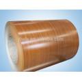 Лучшее качество лучшей цене имитационного деревянного зерна алюминиевые для облицовки обустройство дома