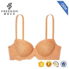 Stilvolle schöne neue Design sehr sexy Push-Size 34 3/4 Cup Spitze indischen Mädchen in