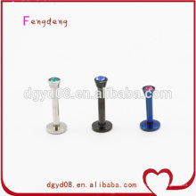 stainless steel nose stud piercing body jewelry