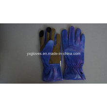Garden Glove-Safety Glove-Work Glove-Hand Glove-Cheap Glove-Protective Glove-Touch Screen Glove