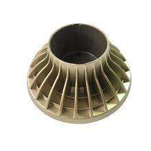Высокое качество пользовательских металлическая лампа тени частей